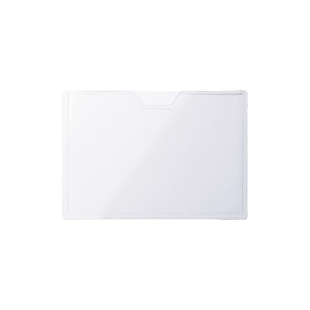 画像1: マグネット付カードケース B8ヨコ型 (1)