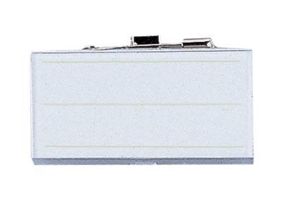 画像1: U型名札 小 両用 袋入 (1)